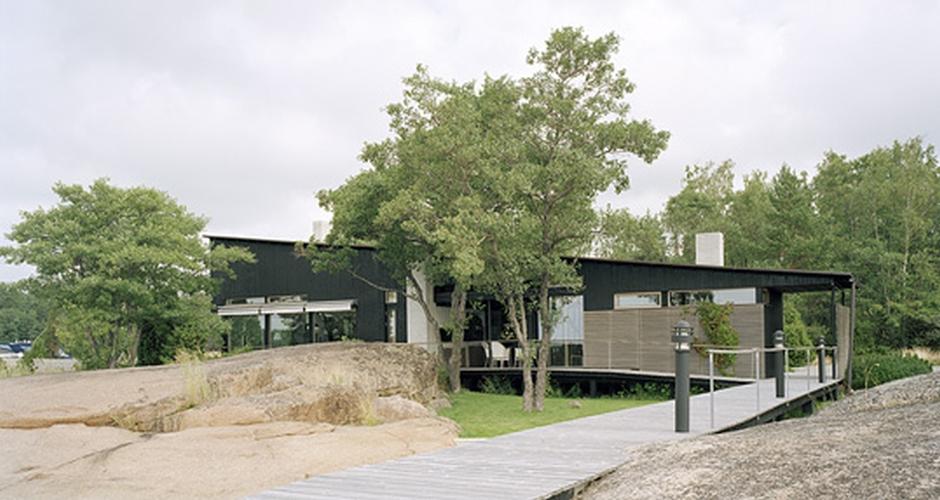 Villa Tre Skorstene